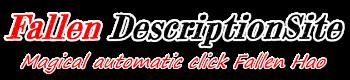 【公式】魔法の自動クリックFallen覇王 -DescriptionSite-